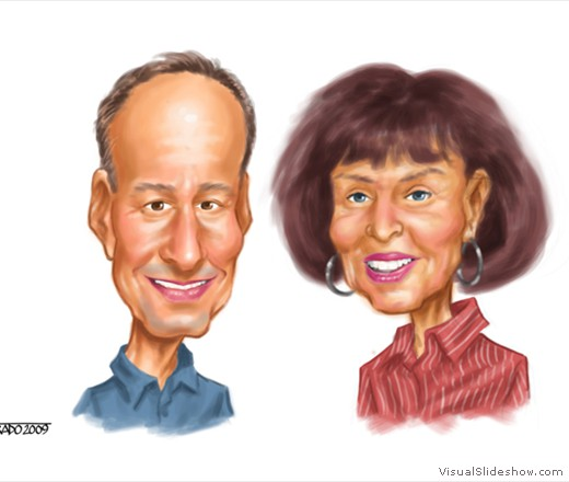 Color Caricature