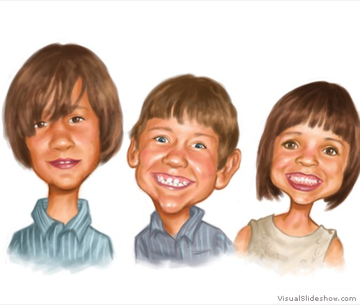 ColorCaricature_triple_Fever_8687