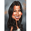 Roselyn_Sanchez_Caricature